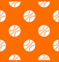 Basketball ball pattern seamless vector