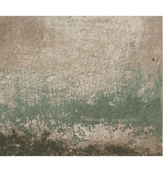 grunge background with space for text or vector image vector image
