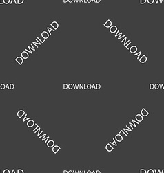 Download icon upload button load symbol seamless vector