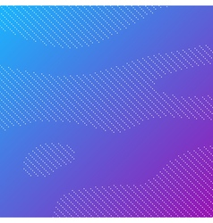 Dotted background with blue gradient vector