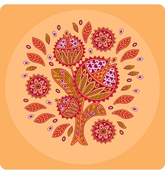 Floral 164164646464 vector