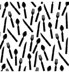 Cutlery and restaurant icon design vector