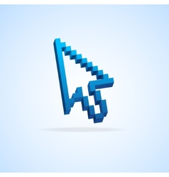 Arrow cursor vector