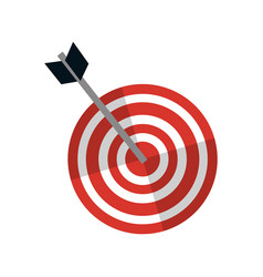 Target icon image vector