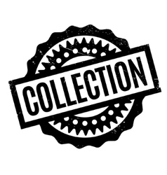 Collection rubber stamp vector image vector image