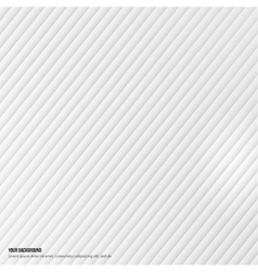 Abstract lines template object design vector