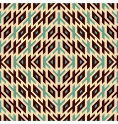 Seamless geometric background mosaic vector
