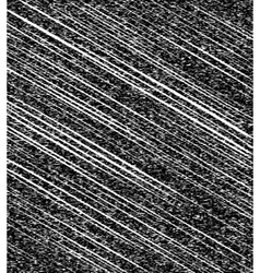 Black and white striped grunge background vector