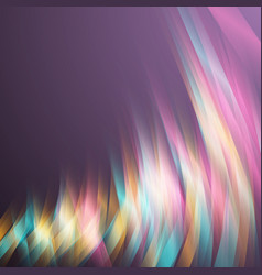 digital glith futuristic effect vector image vector image