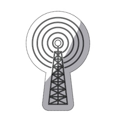 Isolated antenna signal device design vector