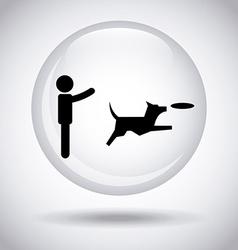 pet concept vector image