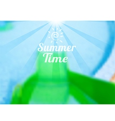 Summer issue vector