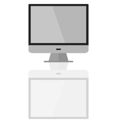 Pc monitor vector