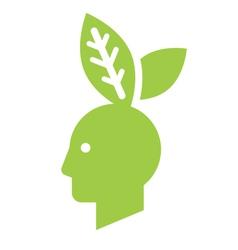 Greenboy sign vector image