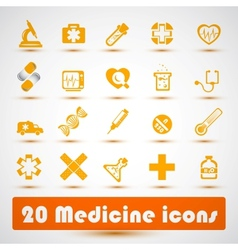Medical icon 2 vector