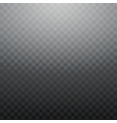 eps10 carbon metallic background texture vector image vector image