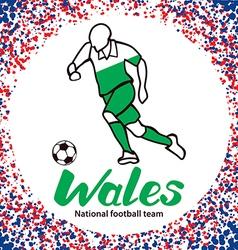 Wales 3 vector