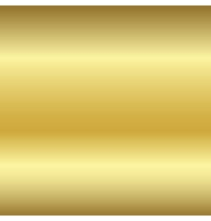 Gold texture Golden gradient smooth material blink vector image