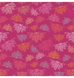Pink abstract pattern vector