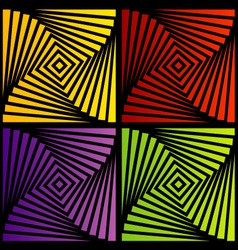 Colorful optical vector
