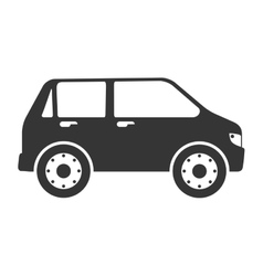 Car vehicle side vector