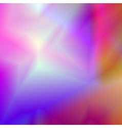 Northern Lights vector image