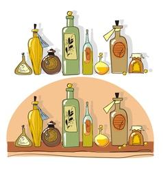 Essential oil vector
