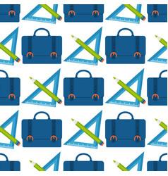 Pencils colorful creative bag wallpaper education vector