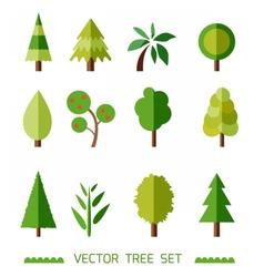 Treeset vector image