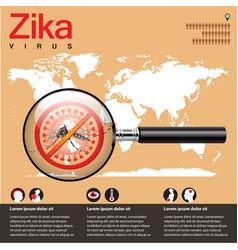 zika vector image