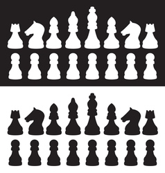 Chess1 vector image