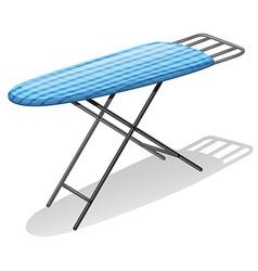 Ironboard vector image vector image