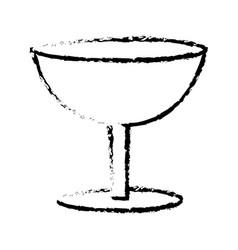 delicate fragile symbol delivery concept design vector image