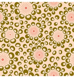 spread out pattern vector image