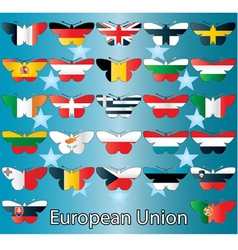 European union small vector