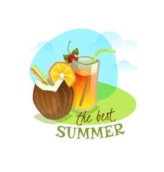 The best summer vector