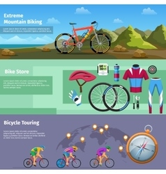 Extreme mountain biking bike store bicycle vector image vector image