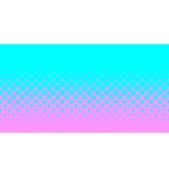 Blue to pink vector image vector image