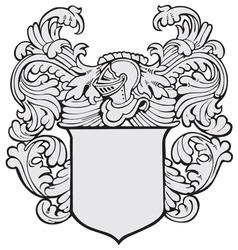 Aristocratic emblem no11 vector