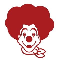 Clown2 vector image vector image
