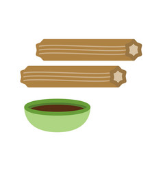Churros vector