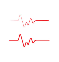 Health medical heartbeat pulse vector