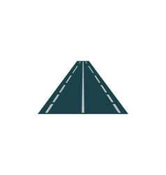 Highway Icon vector image