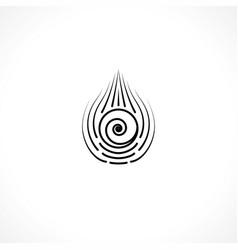 Eye symbol vector
