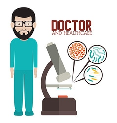 Occupational medicine vector