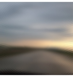 Blurred road vector image