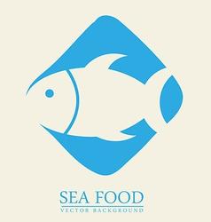 food menu design vector image