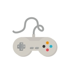 Control game controller entretaiment play icon vector