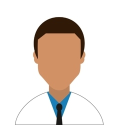 doctor or medic icon vector image