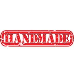 Handmade stamp vector